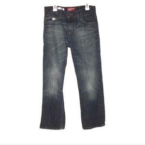 Arizona Jean Co. original straight blue jeans 29W